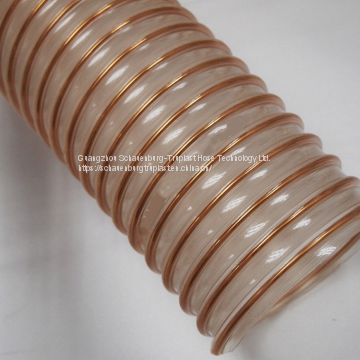 PU Hoses/powder suction hose/material transport hose