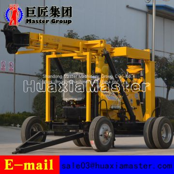 Made in China XYD-3 crawler hydrualic water well drilling rig