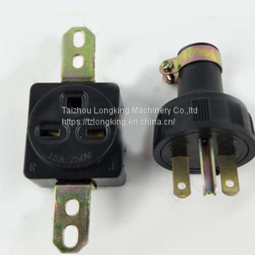 Machinery engine spare part ET950/ 650 Japanese plug and receptacle/socket