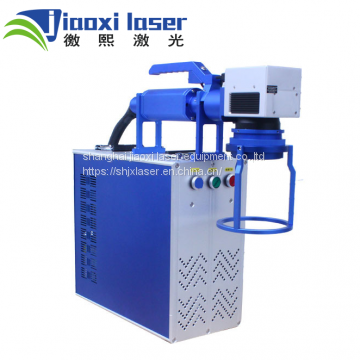 Jiaoxi High Quality 20w Portable Fiber Laser Marking Machine