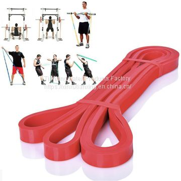 208cm Heavy Fitness Latex Ballet Lifting Resistance Power Band
