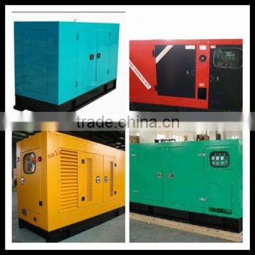 With Cummins 4B3.9-G2 20kw Cheap Silent Type Diesel Generator                                                                         Quality Choice