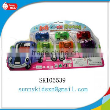 Lovely mini pull back car small car toy