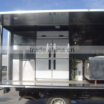Mobile Catering Trailer/folding trailer catering trailer of