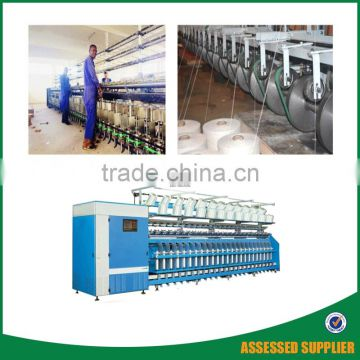 Compound Yarn Twisting Machine Two Large Packaged Ring Twister