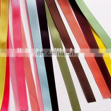 wholesale high quality grosgrain ribbon for DIY