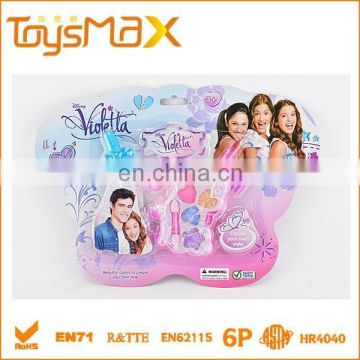 Fashion cosmetic toy set for children