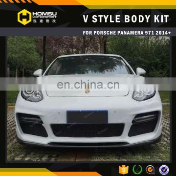 Car accessories body parts For Porsch BodyKit carbon fiber Panamer-a 971 Vros body kit