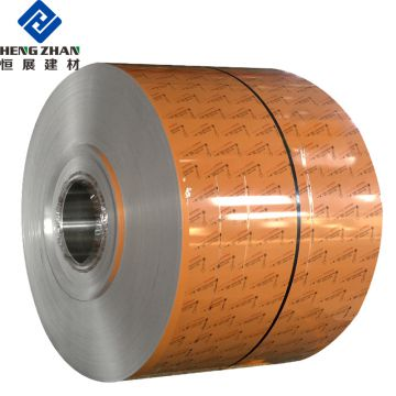 Color coated aluminum coil aluminum strip for channel letter
