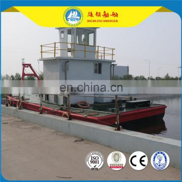Multi-function Service Work Boat for dredging