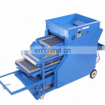 Factory supply mealworm/insects size selecting machine/tenebrio molitor