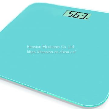 digital household body  scale GBS1505A  large LCD display 150kg/100g colorful