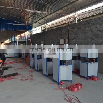 String Extrusion Tearing Reel Polyethylene Split Film Machine