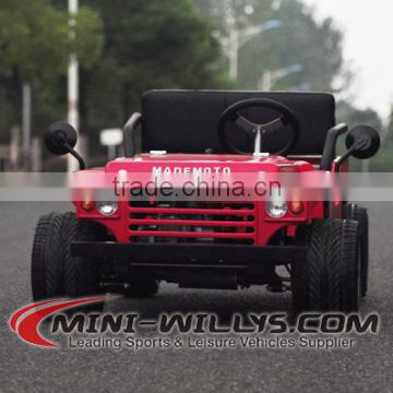 2015 Hot Selling Willys Jeep 300cc Mini Jeep