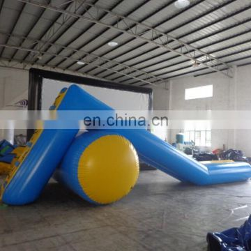 airtight lake inflatable water slide