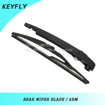 DACIA LODGY 2012 300mmCar Windshield Wiper Blades , Teflon Coating Rubber Wiper Blade Arm,Black,High Level