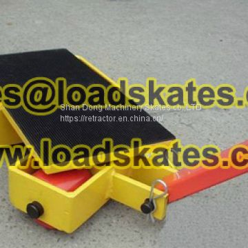 Load moving skates structure Introduction