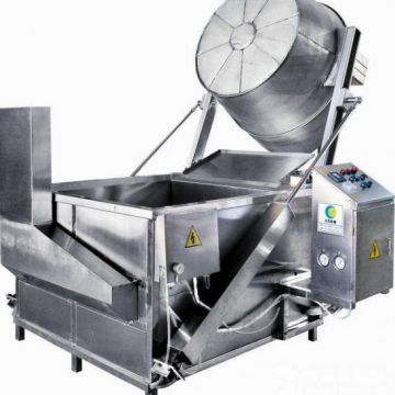 Automatic Chips Frying Machine 9 Kw Automatic