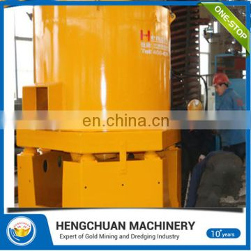 Centrifugal Gold Separator, Small Capacity Gold Centrifugal Concentrator