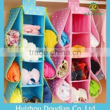 Foldable Clothes Hanging Organizer/Hanging Closet Organizer