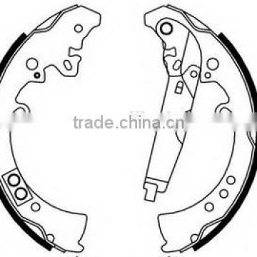 044950k070 Toyota Brake Shoes For Japanese Car 04495 0k070 Of Auto