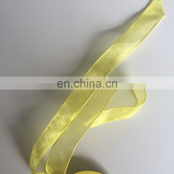 0 Risk Creative Unque Design Yellow Red Transparent Beautiful Wine Hang Tags Yellow Lace Handle