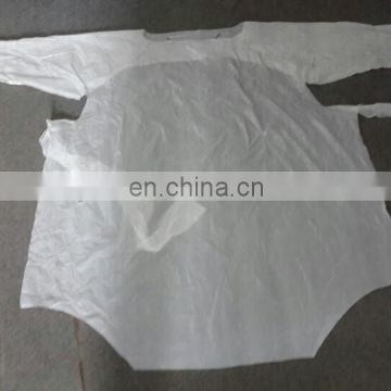 Disposable CPE PE Visiting Gown/CPE Gown