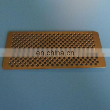 Precision chemical etching 100 micron filter metal mesh water filter mesh screen
