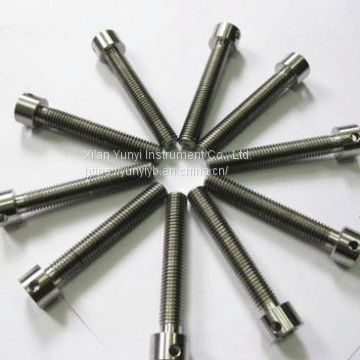 m25 m26 bolts tantalum titanium bolts motorcycle of bolts nuts