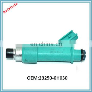 High Performance Injector in diesel engine OEM 23250-0H030 f Corolla Common rail fuel injection