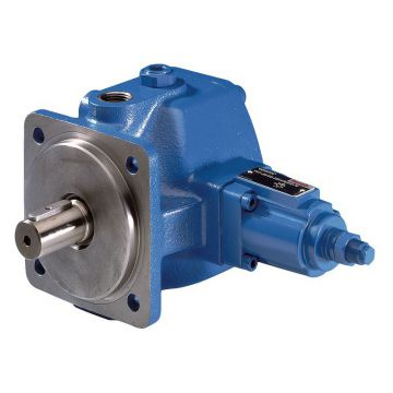 Pv7-1x/25-30re01mc3-16 Rexroth Pv7 Hydraulic Vane Pump Anti-wear Hydraulic Oil 14 / 16 Rpm