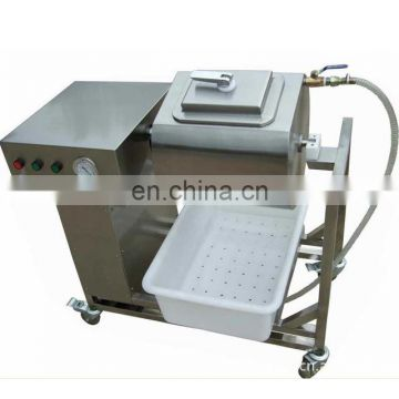 Best Selling New Condition Chicken Meat Marinated Machine with timer control food salting machine