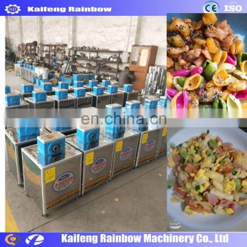 Professional Good Feedback Conch Noodle Forming Machine corn flour snack macaroni pasta shell crispy food machine