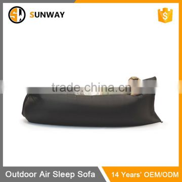 Outdoor Convenient Inflatable Lounger Hangout Sleeping Sofa