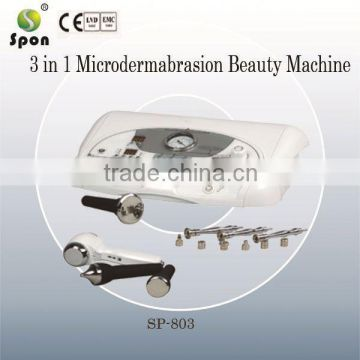 3 in 1 multifunctional facial equipment with ultrasound (with CE)