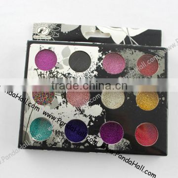 Glitter Caviar Powder Glass Micro Beads 3D Nail Art Decoration