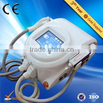 Christmas promotion best effective 3 IN 1 e light ipl system with CE