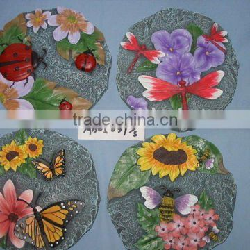 polyresin wall plaque