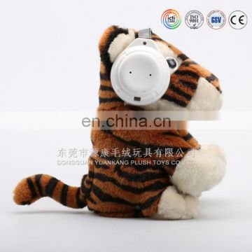 Can sing 2016 hot electronic tiger/monkey/sheep toys
