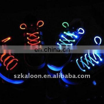 hot seller el shoelace