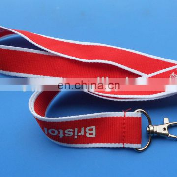 UK football/soccer player ID card hanger neck ribbon lanyard