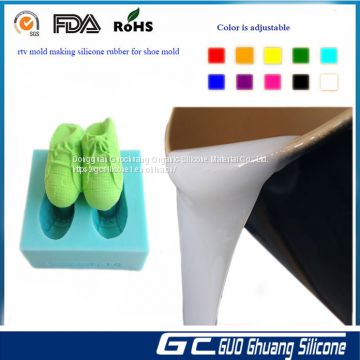 Where to buy silicone rubber molding material for shoe sole mould