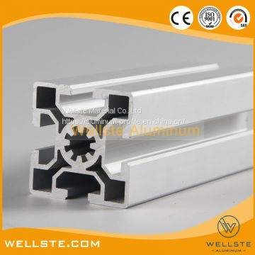 Aluminum T Slot Profile for for Workbench/Assembly Line/Working Table