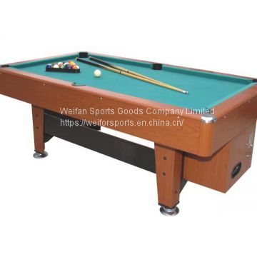 Billiard table/ pool table