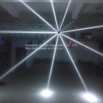 (NJ-L5)5r Roller Light Stage Lighting DJ Party Disco Wedding Lighting