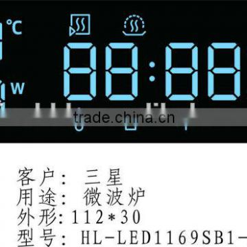 Factory price electronic components custom led display for