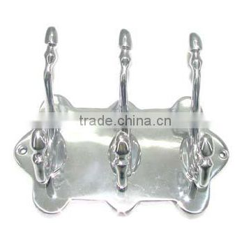 aluminum cast nickel plated wholesale hangers