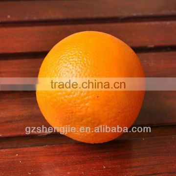 SJ hot sales 2013 new design Artificial beautiful orange fruit