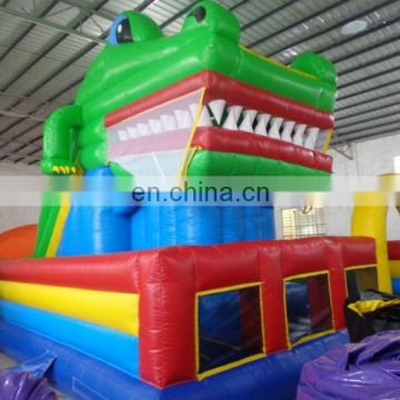 giant crocodile inflatable fun city