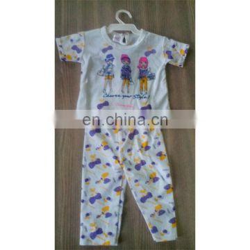 2322edfca93 ... wholesale baby clothes Kids Baby Boys Hello Kitty Costume Short Sleeve  Pijamas Children Sleepwear baby clothes ...